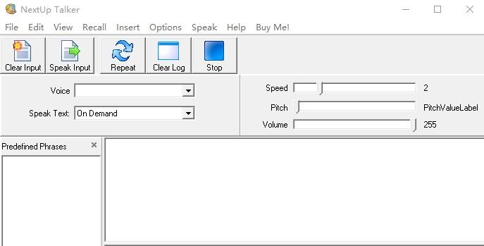 NextUp Talker软件图片1