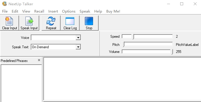 NextUp Talker�件�D片1