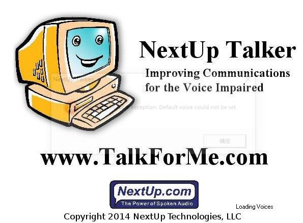 NextUp Talker软件图片2