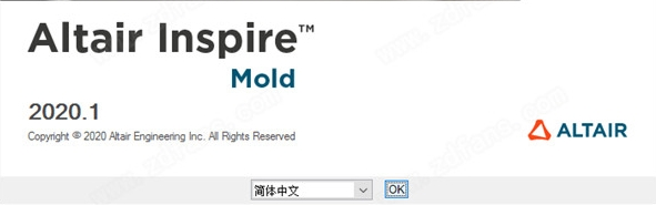 Altair Inspire Mold 2020