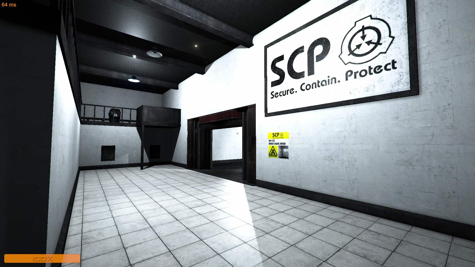SCP秘密实验室游戏截图