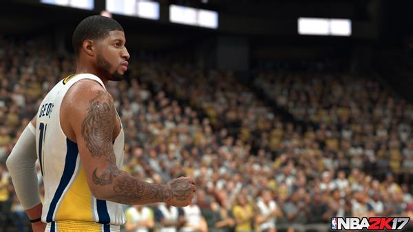 NBA2K17游戏图片2