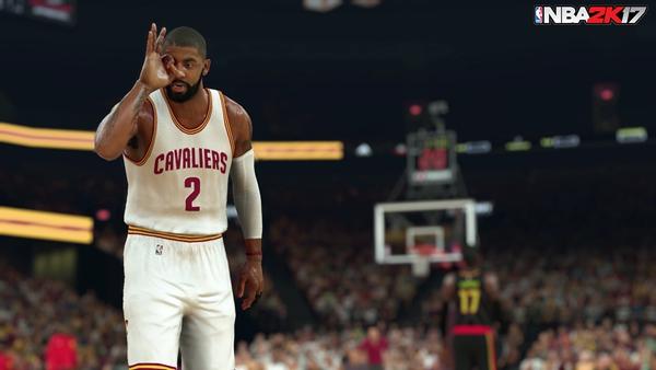 NBA2K17游戏图片3