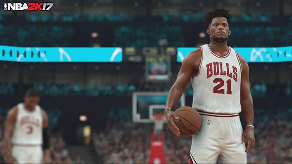 NBA2K17游戏图片4