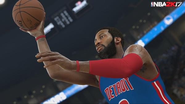 NBA2K17游戏图片5