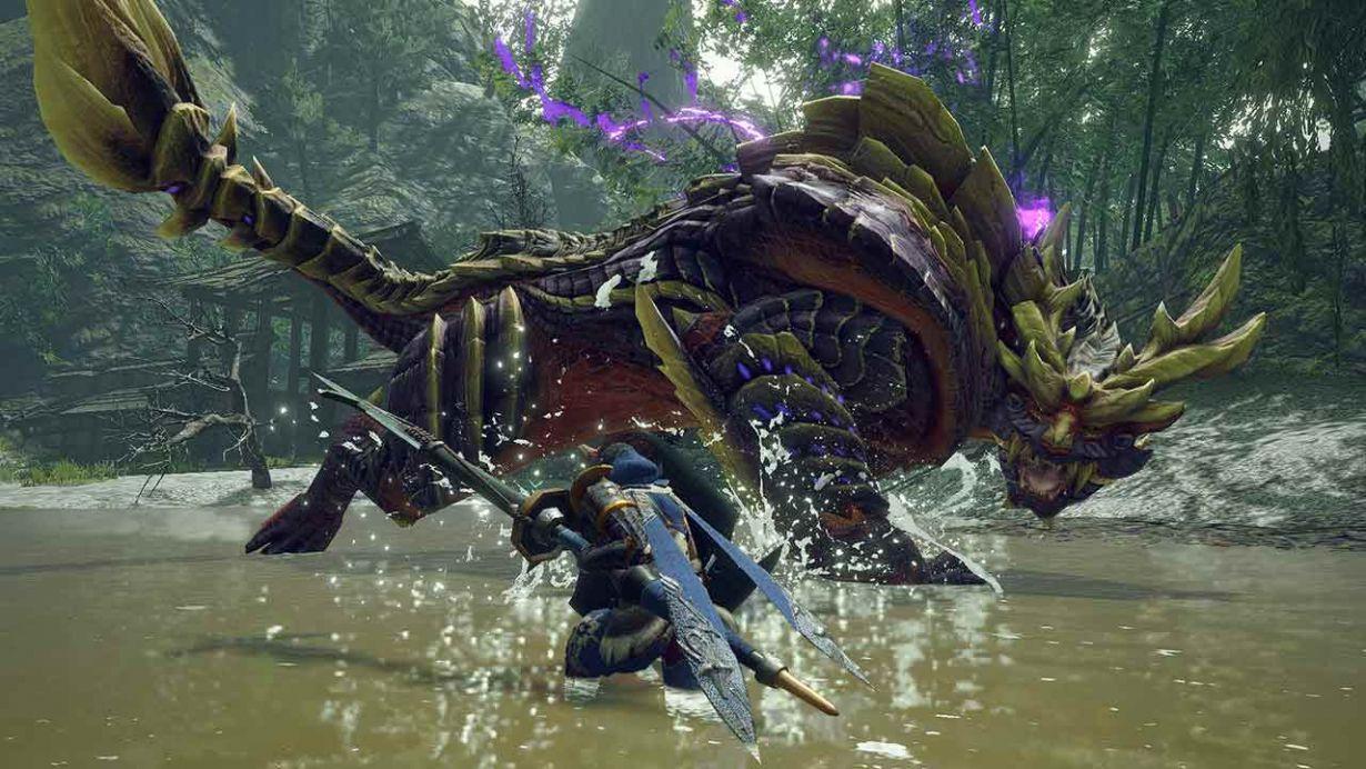 怪物猎人游戏截图4