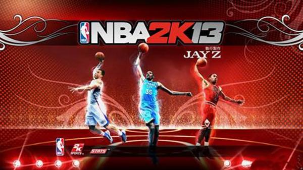 NBA2K13游��D片1
