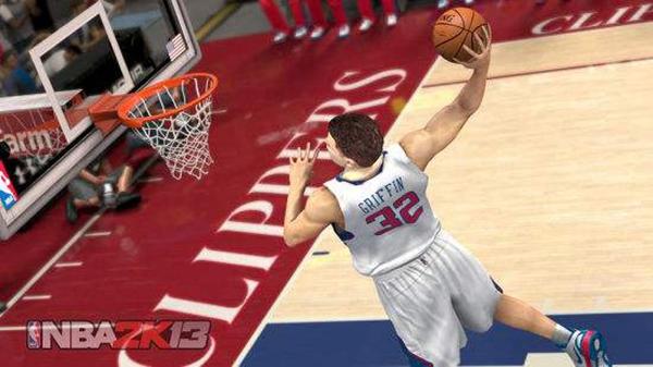 NBA2K13游戏图片2