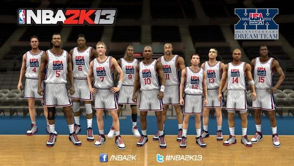 NBA2K13游戏图片3