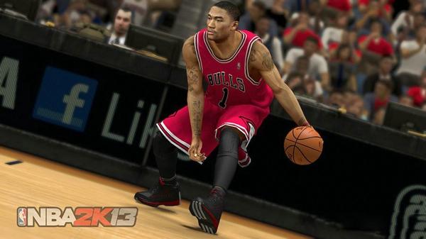 NBA2K13游戏图片4
