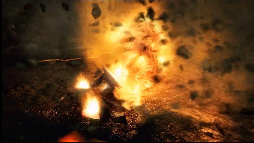恶魔之魂游戏截图1