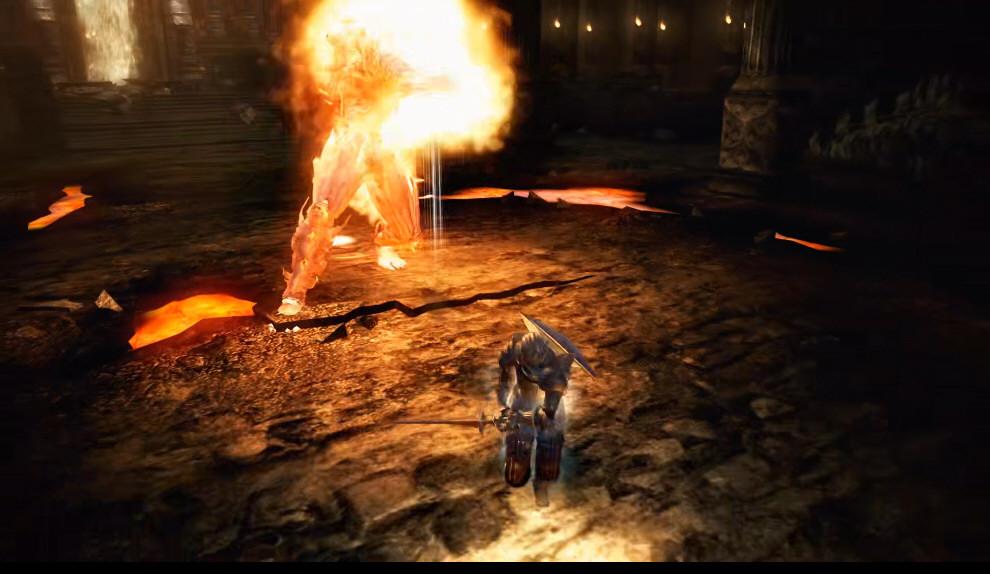 恶魔之魂游戏截图2