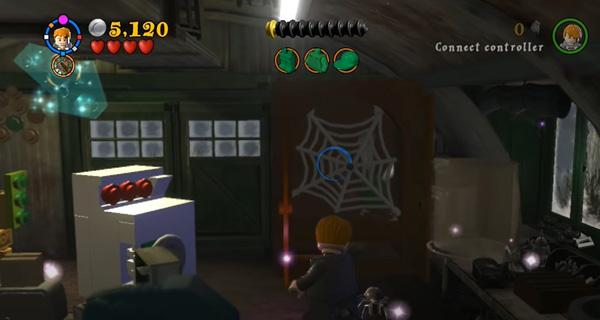 乐高哈利波特5-7年游戏截图