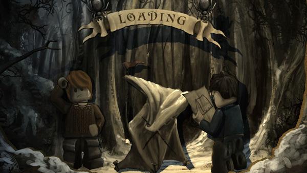 乐高哈利波特第5-7年游戏截图