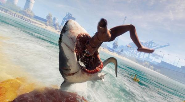 《食人鲨》游戏截图2