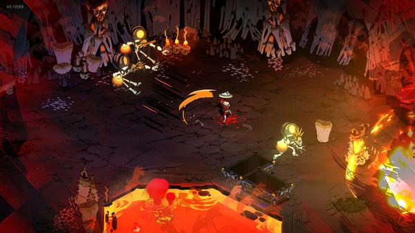 哈迪斯杀出地狱游戏截图