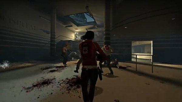 《求生之路2》游戏截图