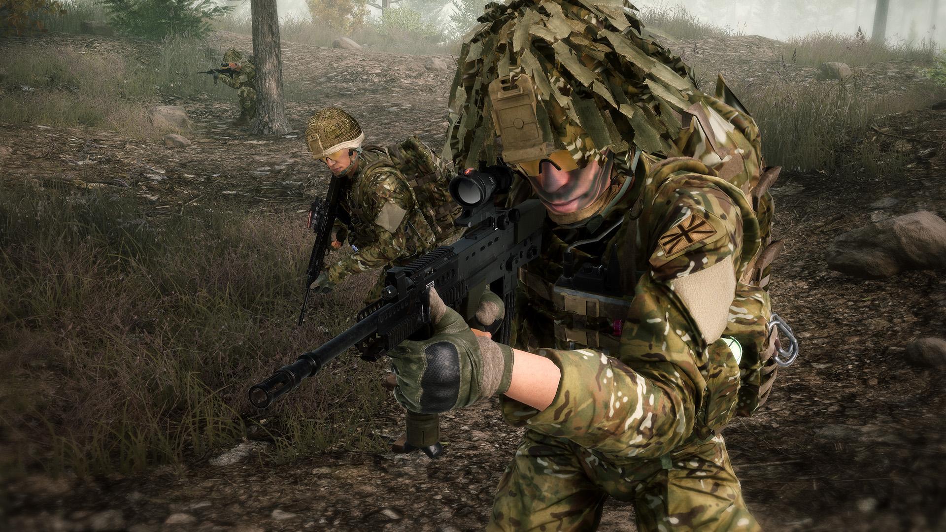 战术小队游戏