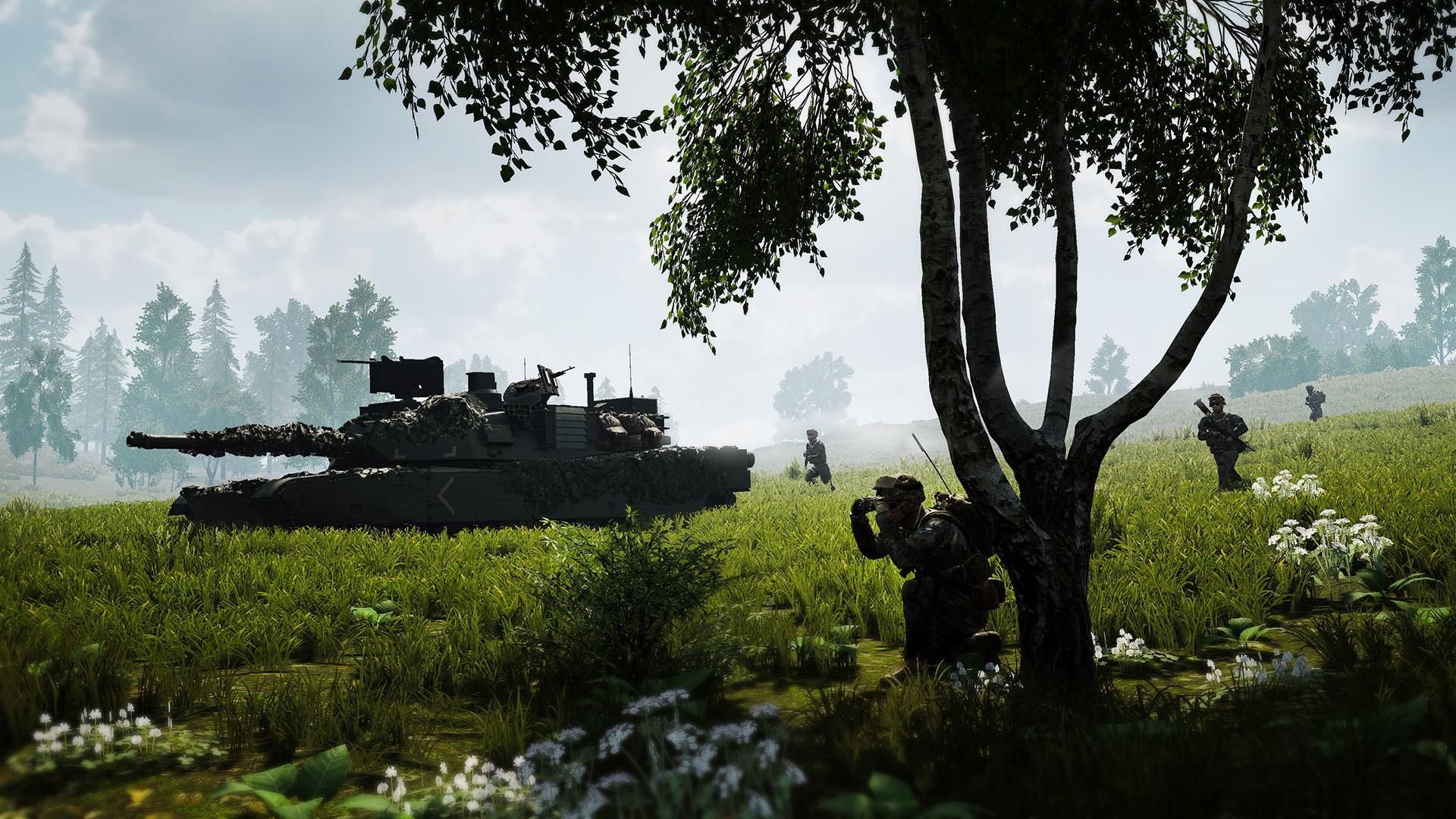 战术小队游戏截图1