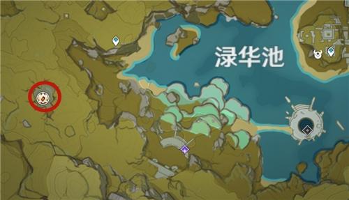 原神爆炎树位置