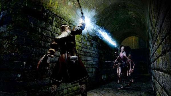 黑暗之魂重制版游戏截图