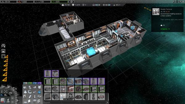 星际裂谷游戏截图1