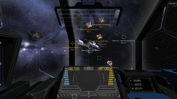 星际裂谷游戏截图
