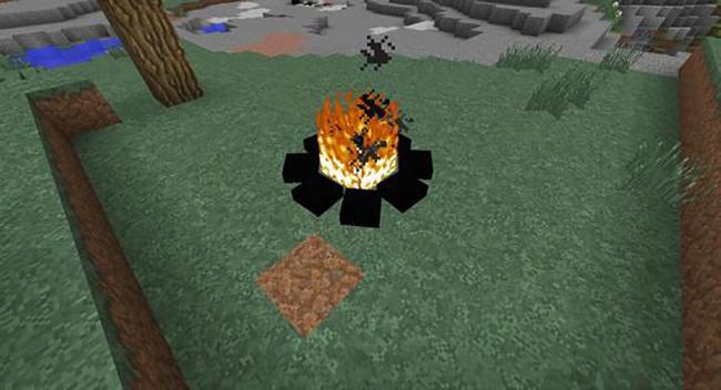我的世界篝火旁不会刷新怪物MOD截图0