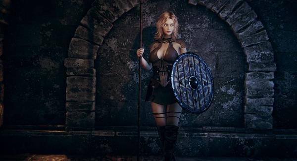 美丽与暴力:女武神截图1