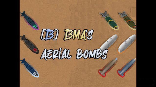 环世界迫击炮弹v1.2MOD截图0