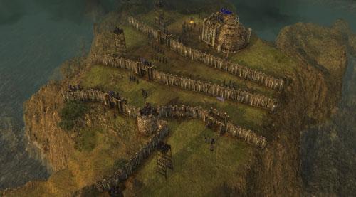 要塞3黄金版外核汉化截图0