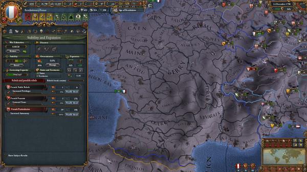 欧陆风云4:君主截图4