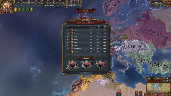欧陆风云4:君主截图0