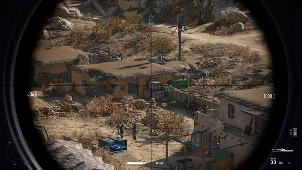 狙击手:幽灵战士契约2截图0
