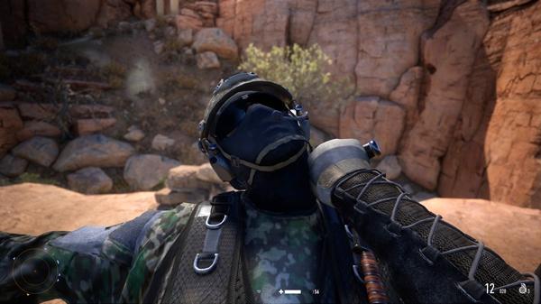 狙击手:幽灵战士契约2截图1