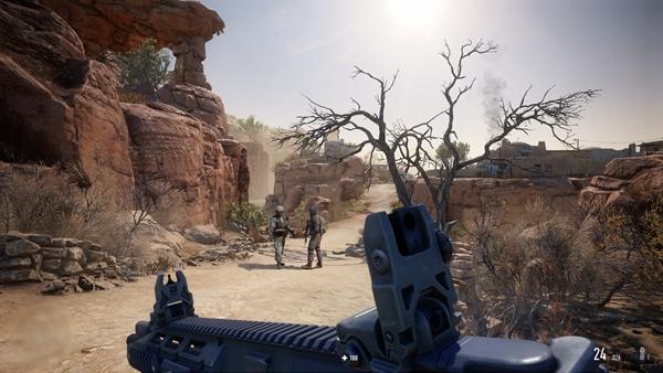 狙击手:幽灵战士契约2截图4