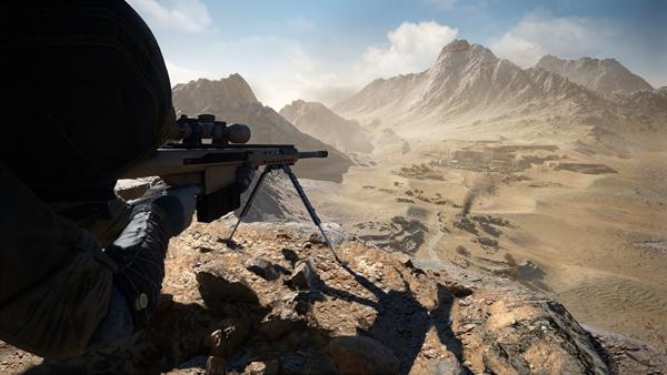 狙击手:幽灵战士契约2截图5