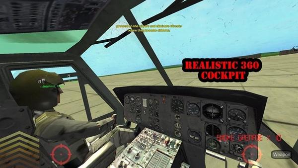 武装直升机3中文破解版