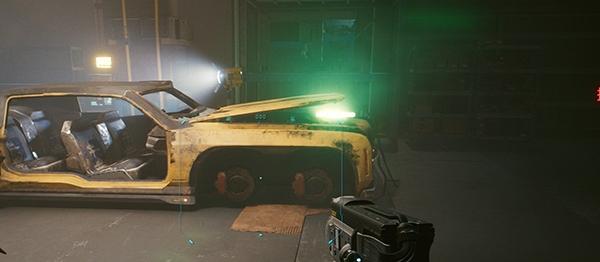 赛博朋克2077强尼的保时捷获取攻略图