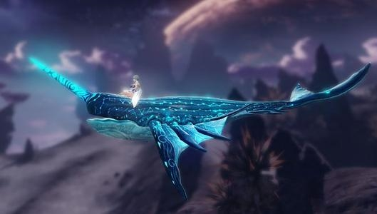 天谕手游小玄鲸图片