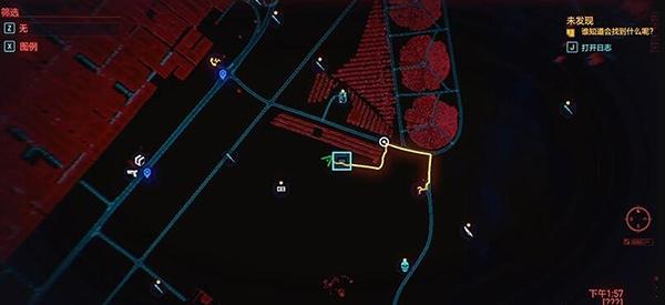 赛博朋克2077防毒面具获取位置图