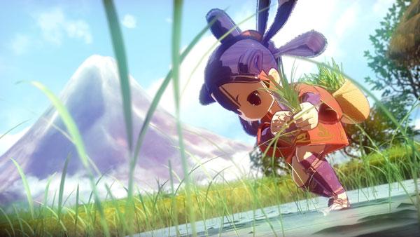 《天穗之咲稻姬》游戏截图