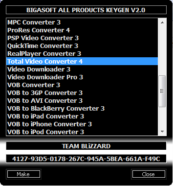 Bigasoft Total Video Converter图片