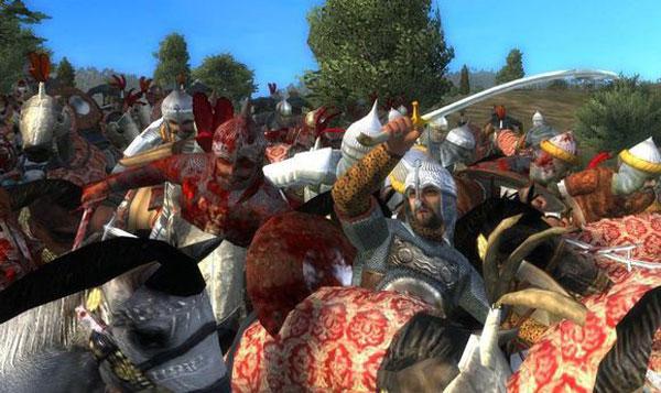 中世纪2全面战争帝国争锋1405游戏截图