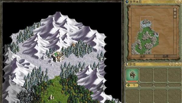 奇迹时代1游戏截图