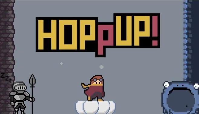 Hoppup游戏图片