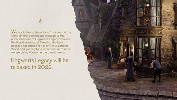 《霍格沃兹:传承》游戏截图