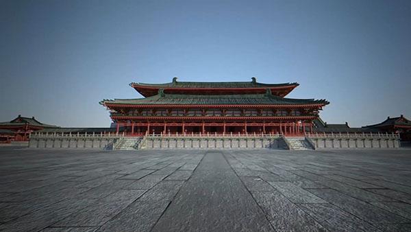 中国建筑师 建筑