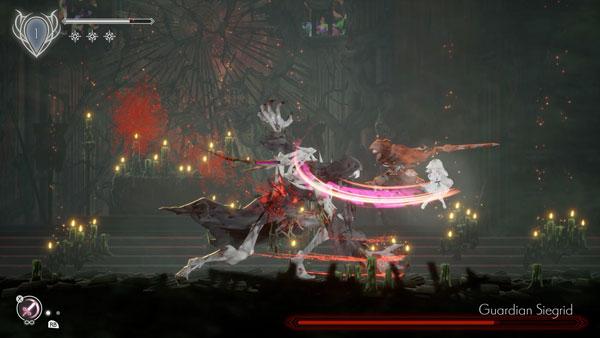 《终结的百合花》游戏截图