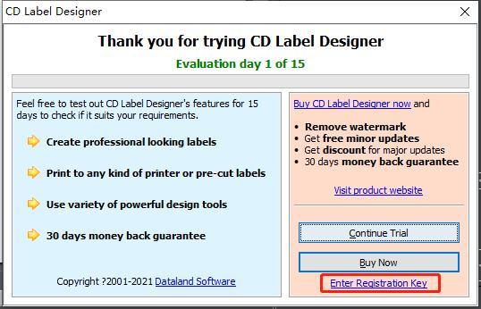 CD Label Designer图片8